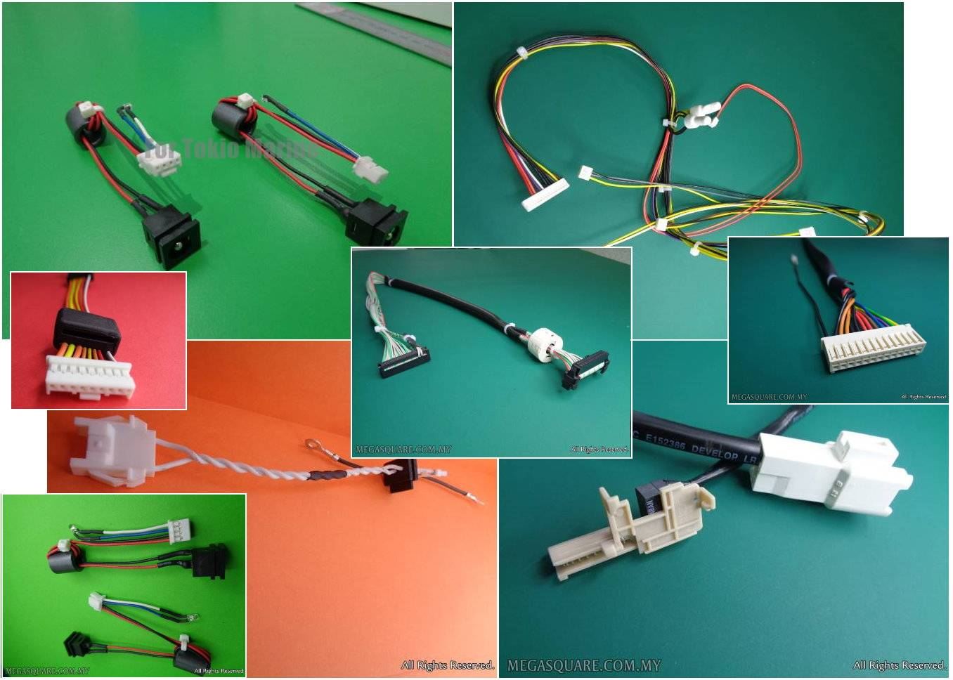 Mega Square Sdn Bhd Wire Harness Assemblies Asembly Request A Quote
